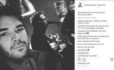 La foto de José 'Chino', cantante de Supersubmarina, que enloquece a la red