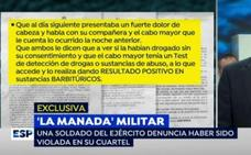 'La Manada militar': una soldado denuncia haber sido violada por sus compañeros en Antequera