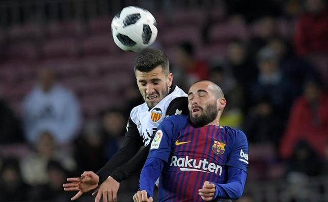 El Camp Nou se aburre de ver ganar en Copa