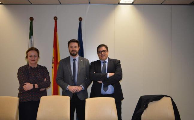 Junta y Endesa abordan los cortes de luz registrados en varios municipios de la provincia de Granada