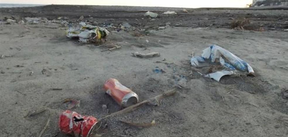 De residuo marino en Almería a artículo de moda