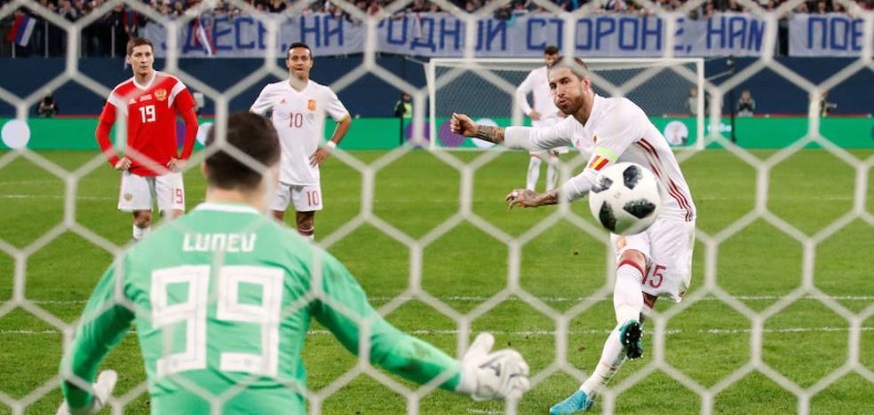 Los principales estadios rusos, preparados para el Mundial