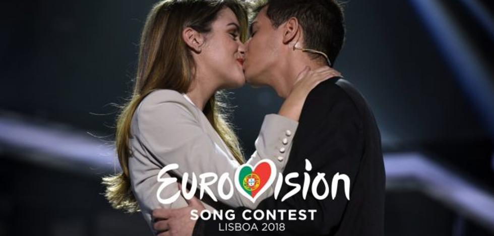 Acusan de plagio a la canción que Alfred y Amaia cantarán en Eurovisión