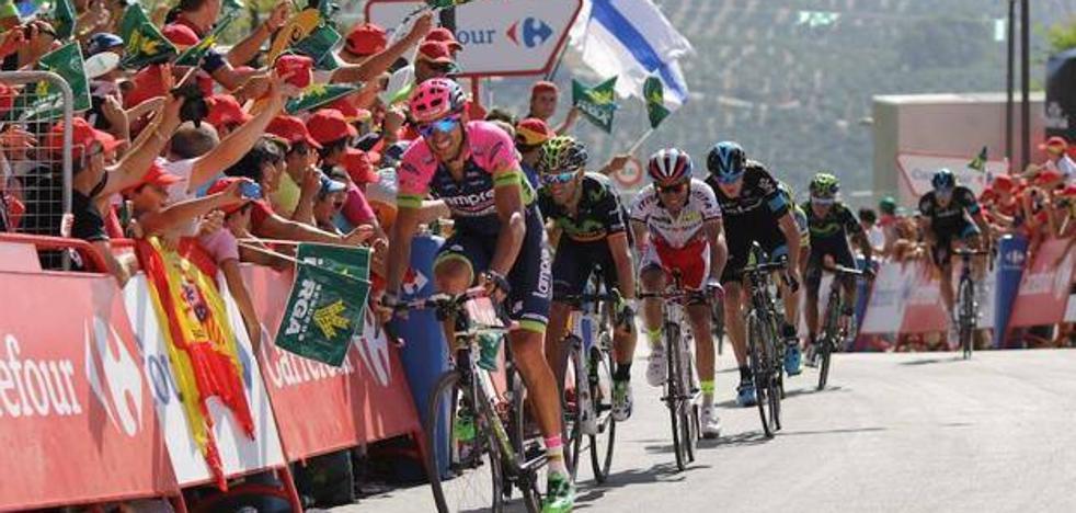 Jaén se prepara para recibir la 64 edición de la Vuelta Ciclista a Andalucía
