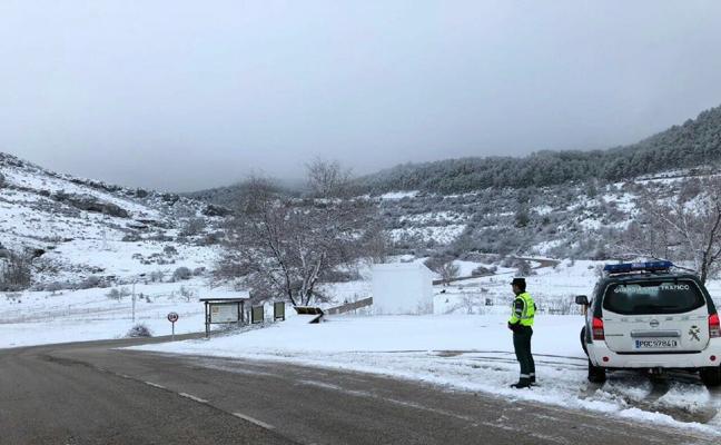 Cuidado si pasas por estas carreteras de la provincia de Jaén