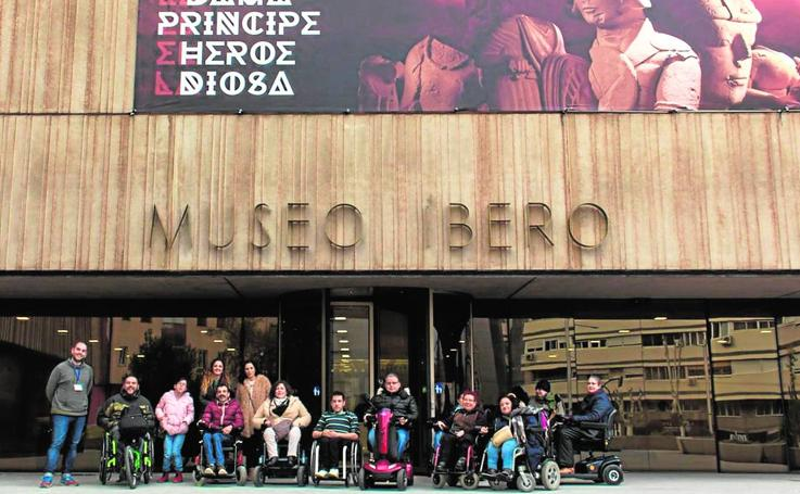 Múseo Íbero: ¿Territorio accesible?