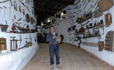 El museo etnográfico Cortijo los Mateos abre sus puertas para mostrar los modos de vida en la Sierra de la Contraviesa