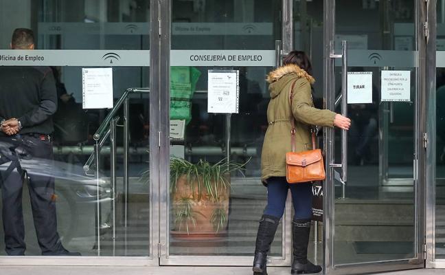 El paro subió en 1.818 personas en enero en Jaén