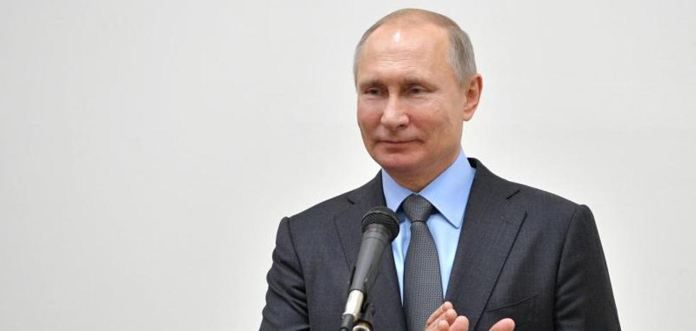 Putin celebra por todo lo alto el 75 aniversario de la batalla de Stalingrado como acto de campaña