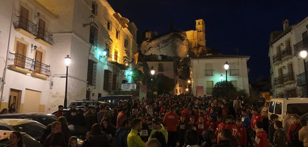 Montefrío recauda más de 2.000 euros para ayudar a encontrar a Iván Liñán
