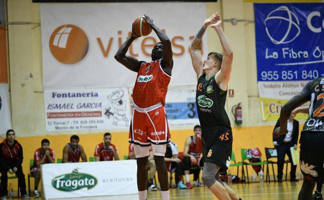 Covirán Granada, el primer equipo que gana en Morón