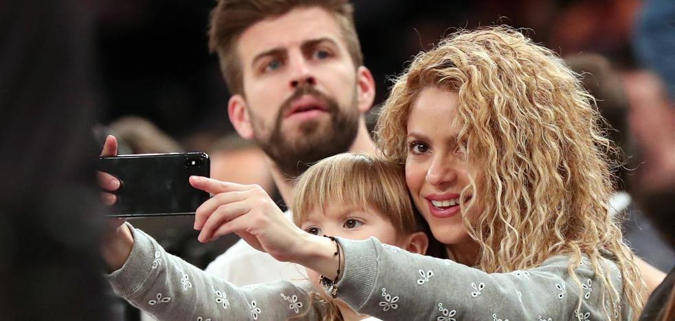 El cumpleaños más duro de Shakira y Piqué