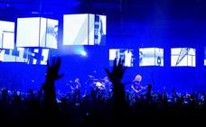 El pasado y presente de Metallica fulminan el récord de asistencia del WiZink
