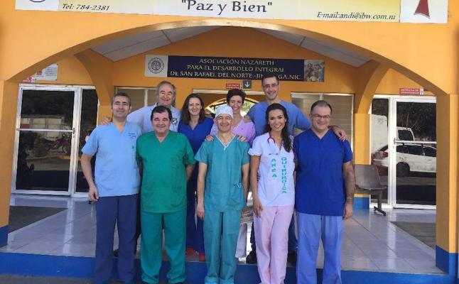 Doce profesionales de la sanidad pública participarán en una expedición de ayuda sanitaria en Nicaragua