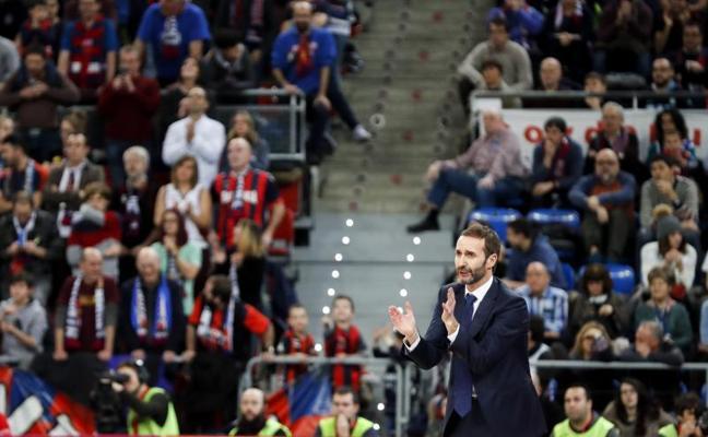 Sito Alonso, destituido como técnico del Barça