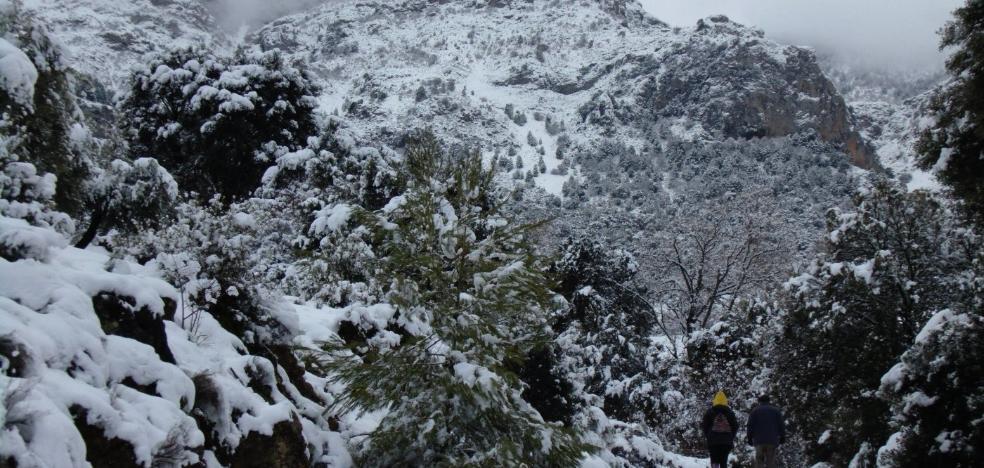 Una nevada como las de antaño