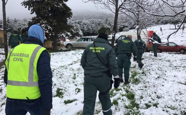 Encuentran sin vida el cuerpo del hombre desaparecido en Vilches