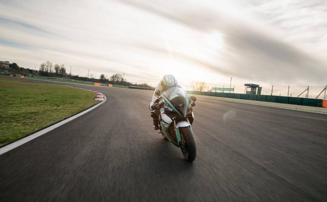MotoGP se apunta a la tecnología eléctrica
