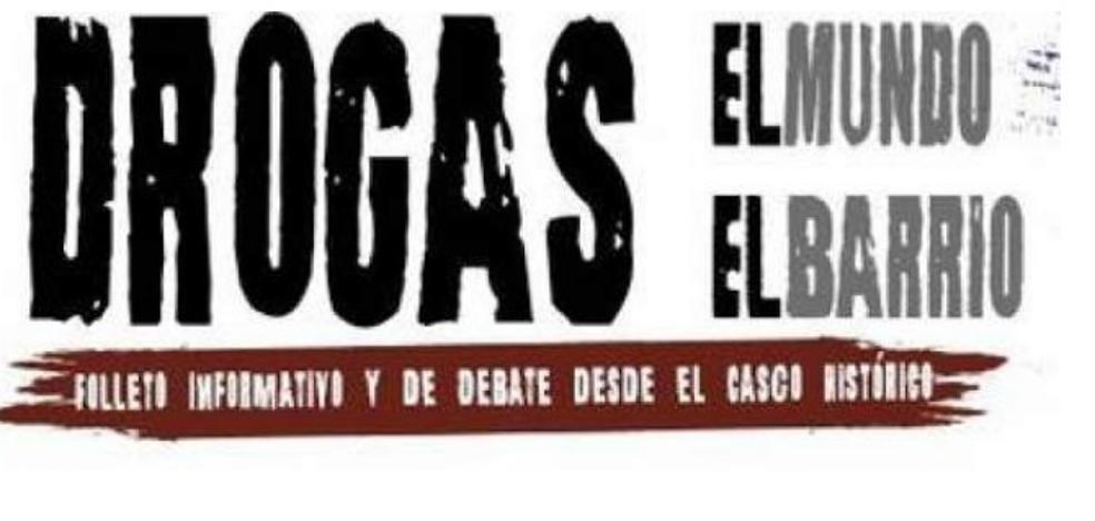 ¿Paracetamol como cocaína? Polémica por el folleto del Ayuntamiento de Zaragoza que los compara