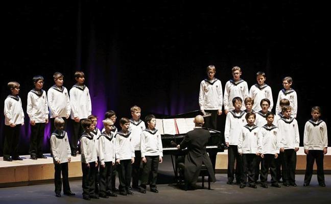 Los famosos e históricos Niños Cantores de Viena deleitarán a Granada