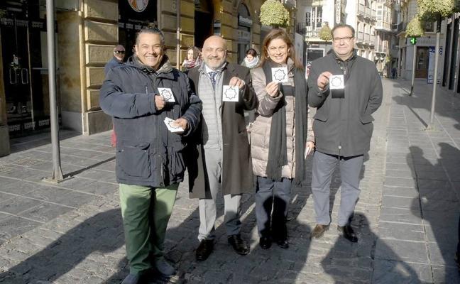 Una campaña aúna turismo y comercio para mejorar la atención en inglés al visitante a Granada