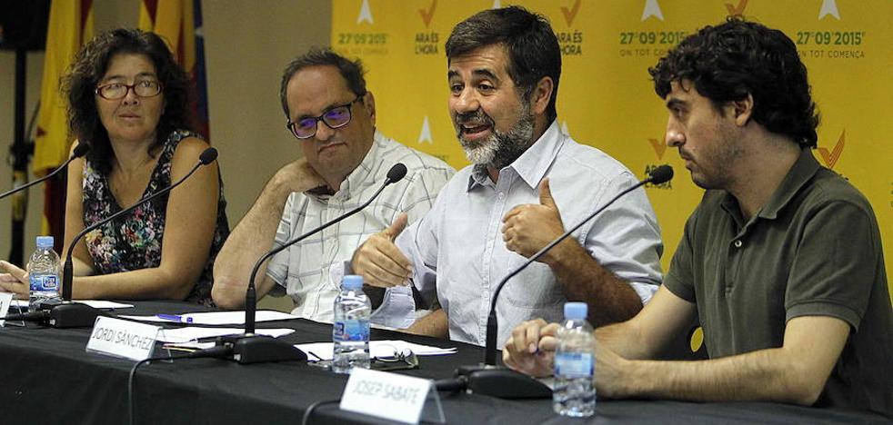 ANC y Ómnium gastaron durante el mes anterior al referéndum 1,5 millones, según la Guardia Civil