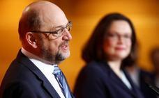 Schulz anuncia su retirada de la presidencia del SPD