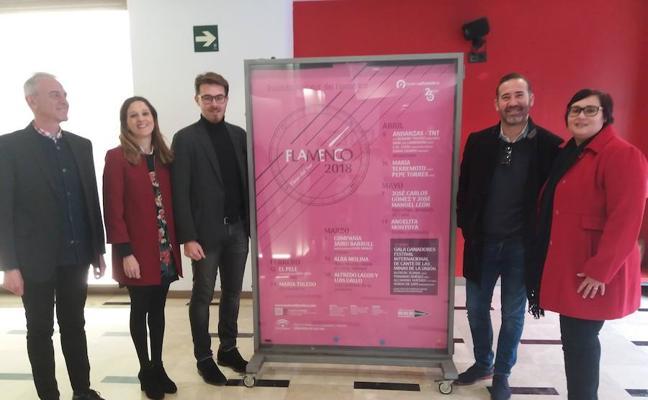 'Flamenco viene del Sur' aglutina a 138 artistas en Granada, Sevilla y Málaga