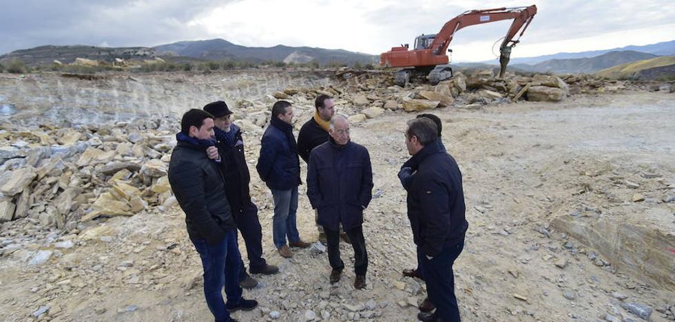 Macael duplicará la capacidad de almacenamiento de agua