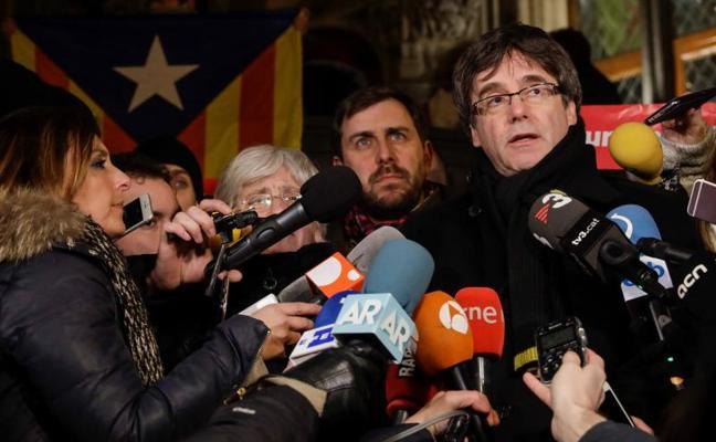 El PP propone que los condenados por rebelión no puedan ser indultados