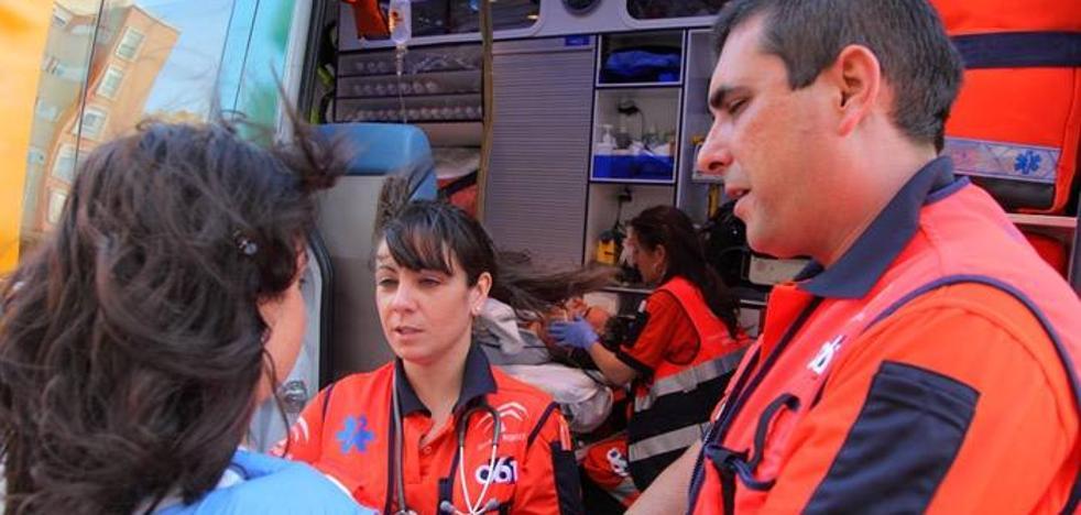 061 en Almería, un servicio de 'sobresaliente'