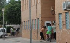 La Policía Nacional investiga el atraco a un banco en El Alquián