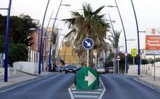 Dos hombres asaltan armados una sucursal bancaria de El Alquián