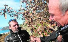 La sequía hace que los regantes de Almuñécar se planteen proyectar desaladoras privadas
