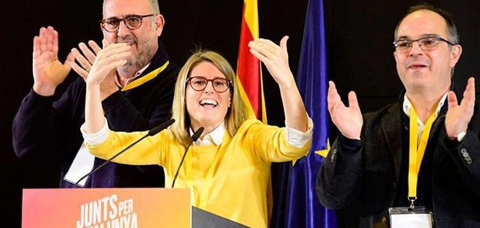 JuntsxCat podría apostar por Elsa Artadi como plan B a Puigdemont
