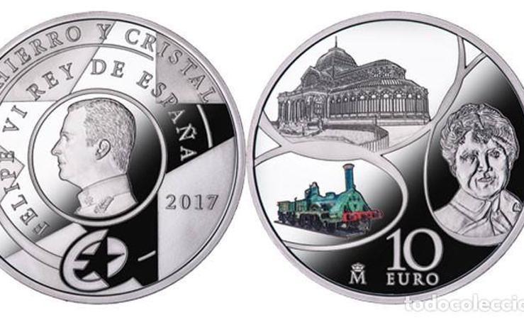 Así son las monedas de la Serie Europa de oro y plata