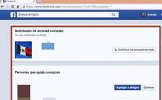 9 meses de cárcel por enviar peticiones de amistad a su ex en Facebook
