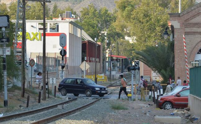 Los soterramientos de Lorca y Almería, únicos tramos del AVE a falta de desencallar