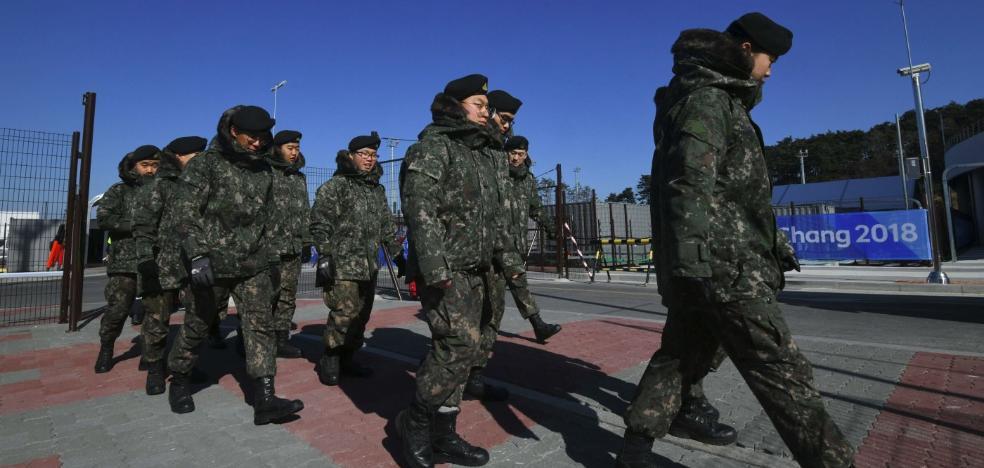 Un brote de gastroenteritis obliga a desplegar al Ejército en Corea del Sur