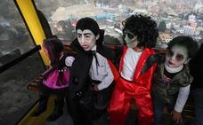 Alertan del peligro de los disfraces en Carnaval y del riesgo en la cara de los niños