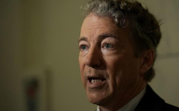 Rand Paul. /Afp