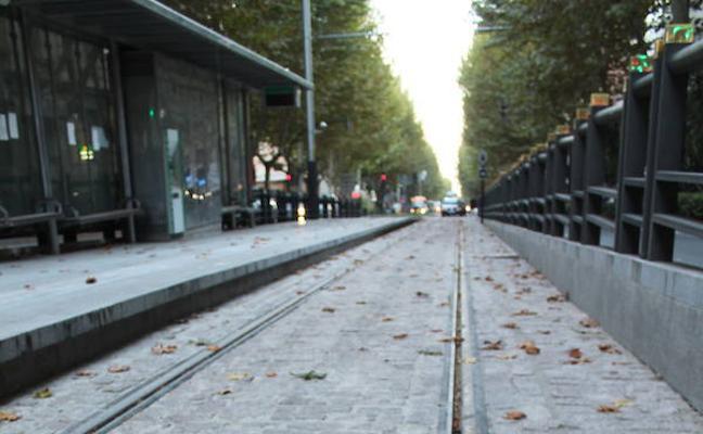 La Junta remite al Ayuntamiento de Jaén la propuesta para poner en servicio el tranvía