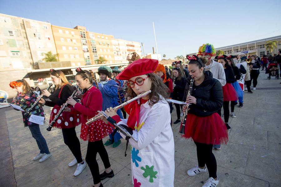 Motril celebra su carnaval