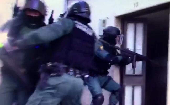Golpe al tráfico de drogas en Martos con tres detenciones