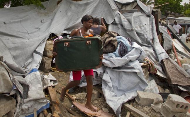 Las orgías de Oxfam con chicas supervivientes de Haití que han indignado al mundo