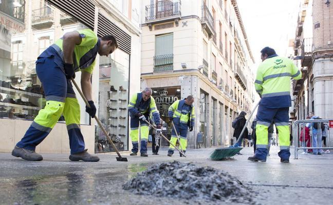 El Ayuntamiento y las cofradías avanzan en soluciones frente a los problemas derivados del uso de cera