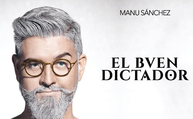 Manu Sánchez actuará en Martos tras su éxito en Jaén