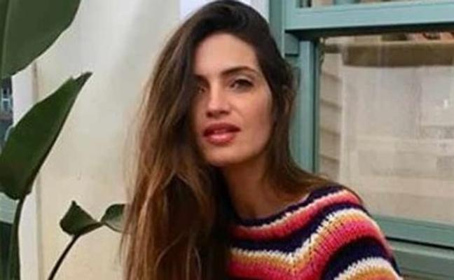 Furor por el jersey multicolor de Zara que ha enseñado Sara Carbonero