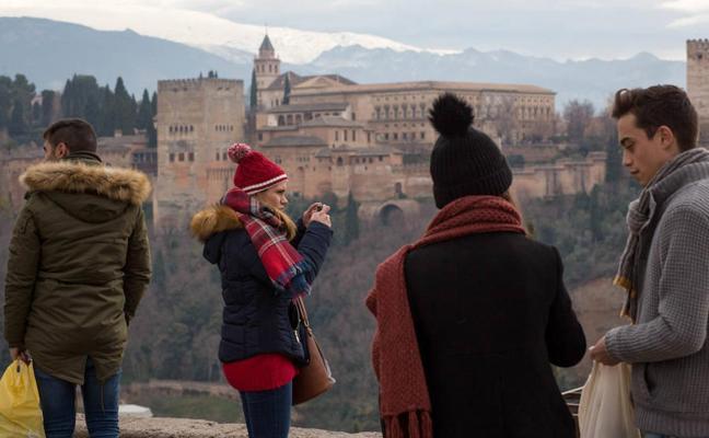 El esperado cambio del tiempo en Granada para el lunes