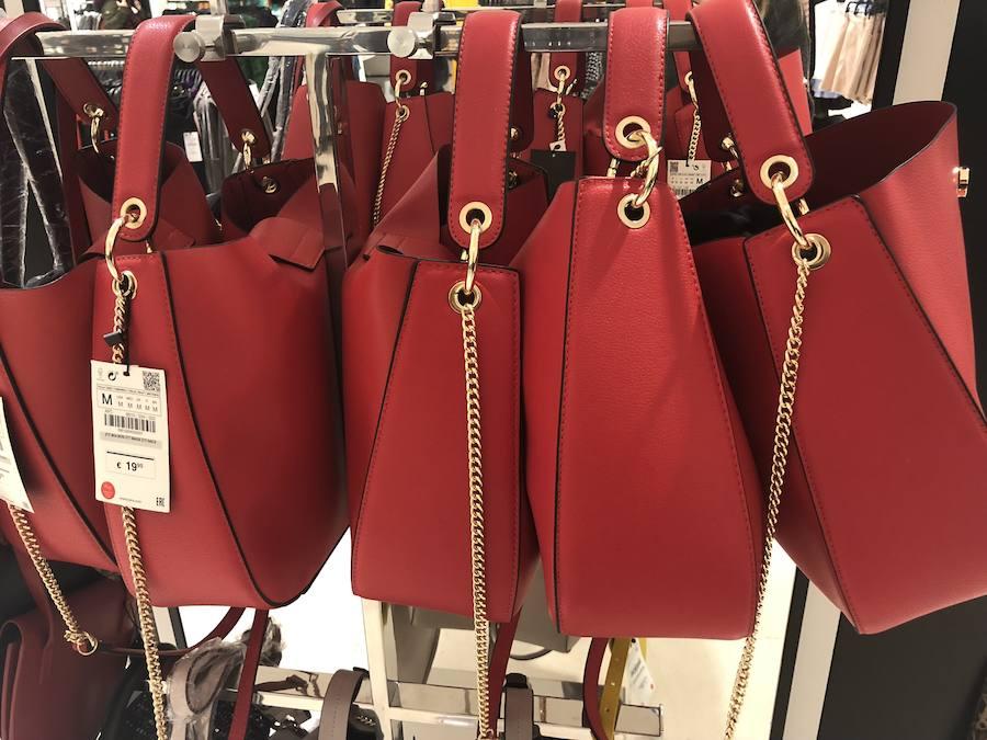 Zara y sus prendas para regalar en San Valentín